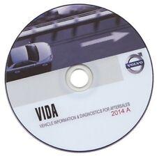 Volvo VIDA 2014 manuali riparazioni e ricambi - repair manualsand & spare parts