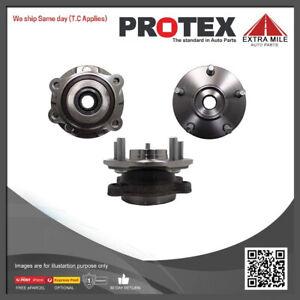 Wheel Bearing Hub Assy Front For Toyota Prius V Hybrid 1.8 litre 2012-On-PHK5016