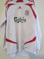 Liverpool 2006-2007 Away LS Football Shirt Size Large /40051