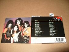 Kiss - Gold (1974-1982 - Sound+Vision, 2005 - 2 cd+ Inlays are  Ex + Condition