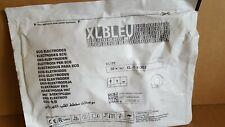 XLBLEU - ECG ELECTRODES - XL-T-V002 - Pack of 30
