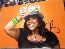 """Glee Amber Riley Autograph Authentic 9""""x6"""" Hand Signed Print"""