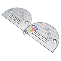 2PCS Needle Throat Plate #147150LGW For Single Needle Sewing Machines