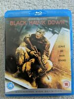 Black Hawk Down Blu-Ray (2007) Josh Hartnett, Scott (DIR) cert 15 Amazing Value