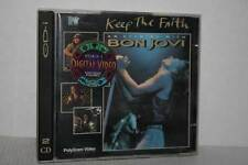 KEEP THE FAITH BON JOVI DISC 2 USATO PHILIPS CD-I EDIZIONE INGLESE VBC 51863