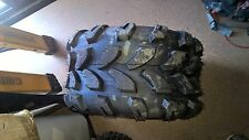 TYRE.  ATV UTV , 18 X 9.5 X 8  , RIDE ON MOWER,,atv ZERO TURN ,one pair