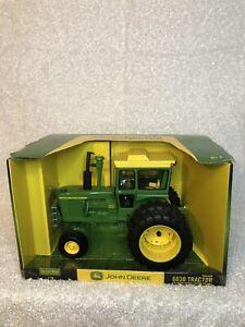 2004 John Deere 6030 Diesel Tractor with Duals ERTL 15576 1:16 Scale NIB