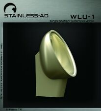 Stainless AD / Stainless - Waterless Urinal / WLU1