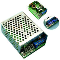 10A Step down Power Supply Converter LED Buck Module DC 3.5~30V to 0.8~29V