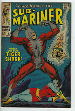 Sub-Mariner 5 1st App of Tiger Shark (VF)