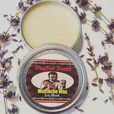 Mustache Wax by Pugilist Brand - Zen Musk Blend Fragrance