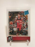 2015-16 Panini Donruss Rated Rookie Kelly Oubre Jr. #243 RC Warriors Wizards
