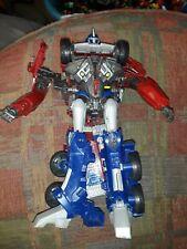 2012 Optimus Prime Weaponizer Hasbro