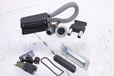 Lot with Tuchel connectors - multipin connectors and parts nr.7