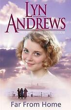 Far from Home by Lyn Andrews (Hardback, 2007)