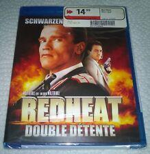 Red Heat (Blu-ray, 2009, Canada, Region Free) NEW