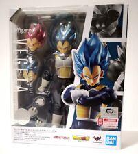 Bandai S.H Figuarts Dragonball Z Super: Super Saiyan God Vegeta Tamashii Nations