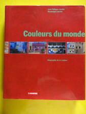 Lenclos Couleurs du Monde géographie de la couleur Editions Le Moniteur 1999