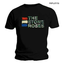 Official T Shirt The Stone Roses Lemon 3 THREE COLOURS Logo All Sizes