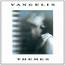 VANGELIS - THEMES: CD ALBUM (1989) incl: Chariots Of Fire, Bladerunner