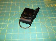 "New Leather Belt Strap Knife Sheath Dangler, Belt Accessory ,2"" D RingFerro Rod"