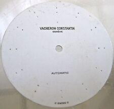 vacheron contantin dial  white color  28 mm