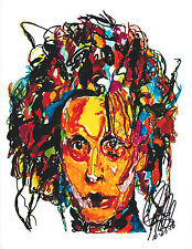 Edward Scissorhands Johnny Depp Celebrity Actor Print Poster Wall Art 8.5x11