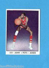 CAMPIONI dello SPORT 1966/67-Figurina n.335- JOHN PETE JONES - NEW