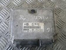 1998 VW GOLF MK4 2.3 V5 ENGINE MANAGEMENT ECU COMPUTER 071906018  0261204753