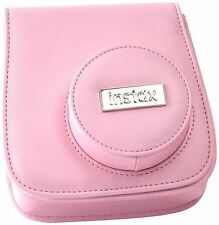 Genune Fujifilm Fitted Carry Case for Fuji Instax Mini 8 Camera (Pink)