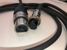 Heil Sound Yaesu 8-pin Mic Adapter Cable About 6' Long Used Worked With FT 920