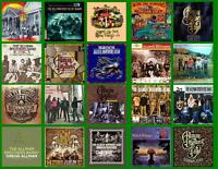 ALLMAN BROTHERS ALBUM COVERS, PHOTO FRIDGE MAGNETS