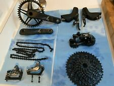 SRAM Force 1 HRD Groupset Gravel (Carbon Crankarms with Wolftooth Chainring)