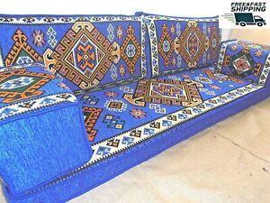 floor seating,jalsa,arabic sofa,arabic cushion,arabic couch,floor sofa- MA 62