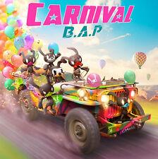 B.A.P (BAP) 5th Mini Album - [CARNIVAL] Normal Ver. CD + Booklet + Photocard
