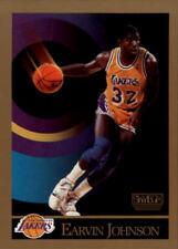 Magic Johnson #138 Skybox 1990/91 NBA Basketball Card