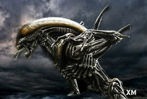 XM Studios Alien warrior 1/3 Statue NEW SEALED! FREE USA EUROPE AUS ETC SHIPPING