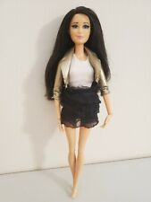 Barbie Life In The Dreamhouse Raquelle Doll Rooted Eyelashes Pivotal Articulated