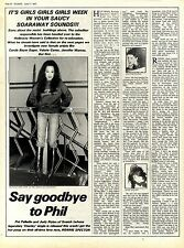 11/6/1977Pg20 Article & Picture, Ronnie Spector