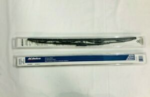 """GM ACDelco 8-4422 Advantage All Season Metal Wiper Blade, 21.5"""" (Pack of 2)"""
