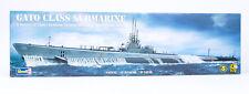 Revell 85039400100 - Gato Class Submarine U-Boot Maßstab 1:72 NEU / OVP