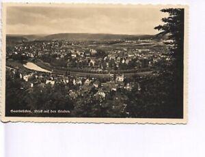 Saarbrücken Blick auf den Staden ~1935 ngl 18.686