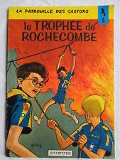 LA PATROUILLE DES CASTORS 6 LE TROPHEE DE ROCHECOMBE MITACQ DUPUIS 1979