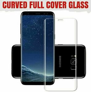For Samsung Galaxy S8 screen protector tempered glass(1Pack)