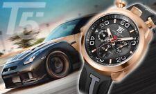 Quartz Sports Motor Racing Design Men's Watch T5 branded