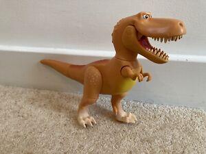 Disney Pixar THE GOOD DINOSAUR Ramsey Dinosaur FIGURE Toy Tomy Rare T Rex