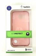 NEW Belkin Air Protect Grip Candy SE Protective Case For Galaxy S6 Light Pink