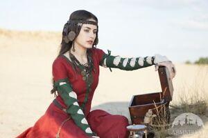 "20% DISCOUNT! Linen Dress ""The Alchemist's Daughter"""