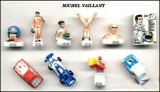 SERIE COMPLETE DE FEVES MICHEL VAILLANT