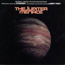 Synergy : Jupiter Menace CD